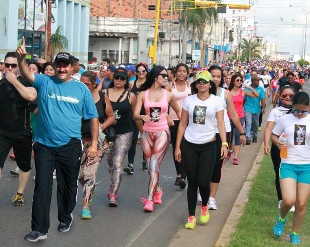El alcalde Pedro Loreto siempre incentivando el deporte en Infante