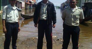 Comisión del Iapatmi en el Río Orinoco