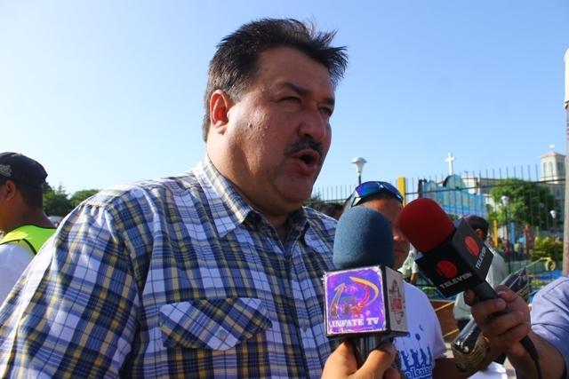 El alcalde, Pedro Loreto aseguró que su gestión apuesta a la construcción de un mejor municipio