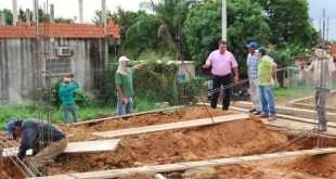 El alcalde Pedro Loreto sigue embelleciendo la ciudad y creando espacios para el sano esparcimiento