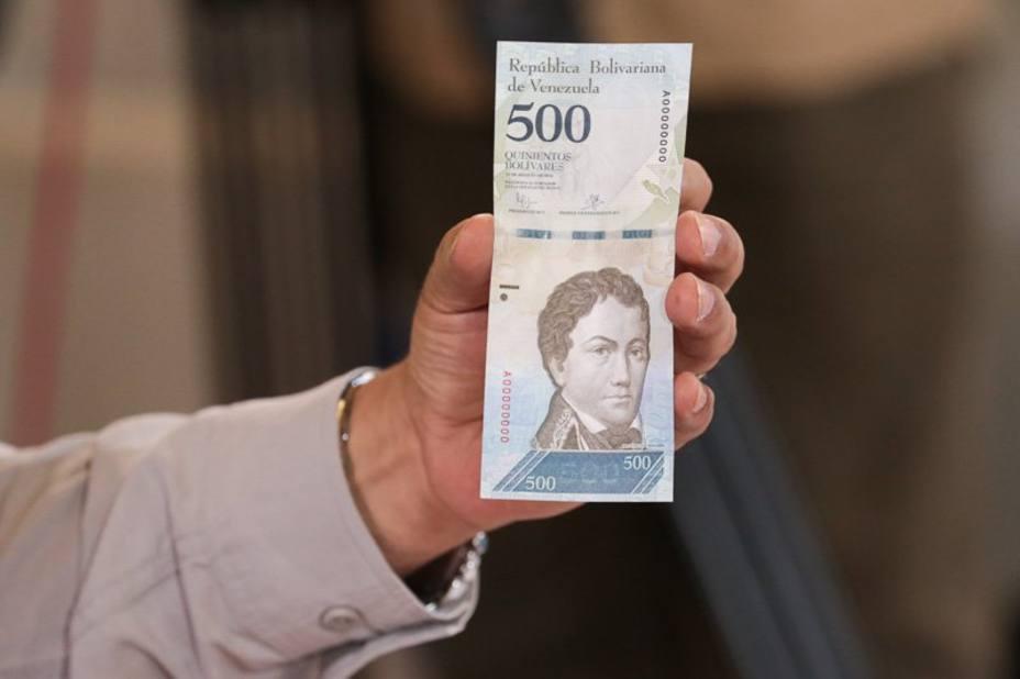 nuevos billetes fueron impresos en agosto
