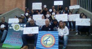Trabajadores de Kreisel protestaron