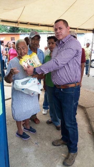 harina precodida doña goya vendida a los vallepascuenses
