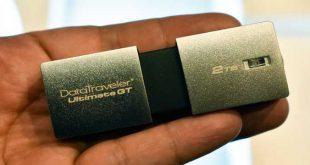memoria usb 2TB mayor capacidad de Kingston