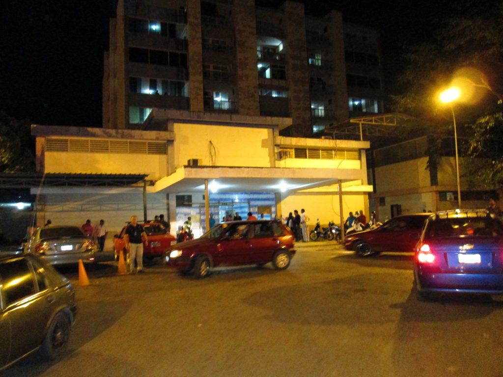 El cuerpo fue ingresado a la morgue del hospital Dr. Rafael Zamora Arevalo