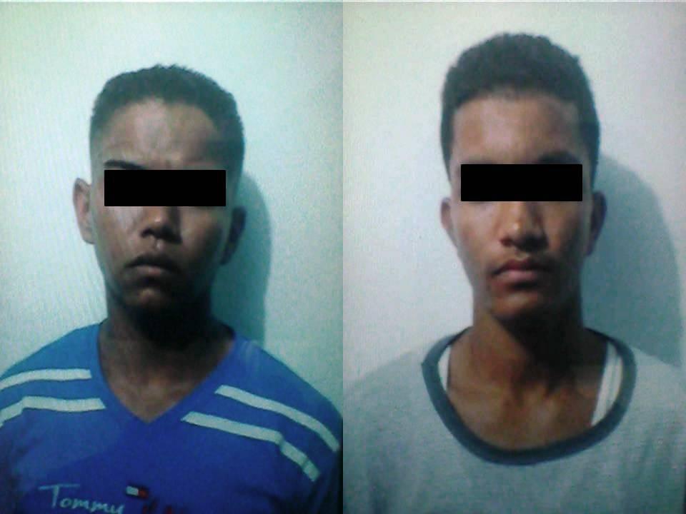 Extorsionadores y secuestradores fueron capturados en Tucupido.