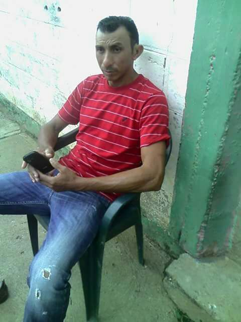 el hombre desaparecido en Santa Rita de Manapire