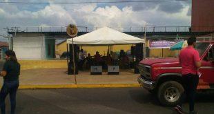 El radio maratón se desarrolló en las esquinas de la avenida Libertador con Rómulo Gallegos