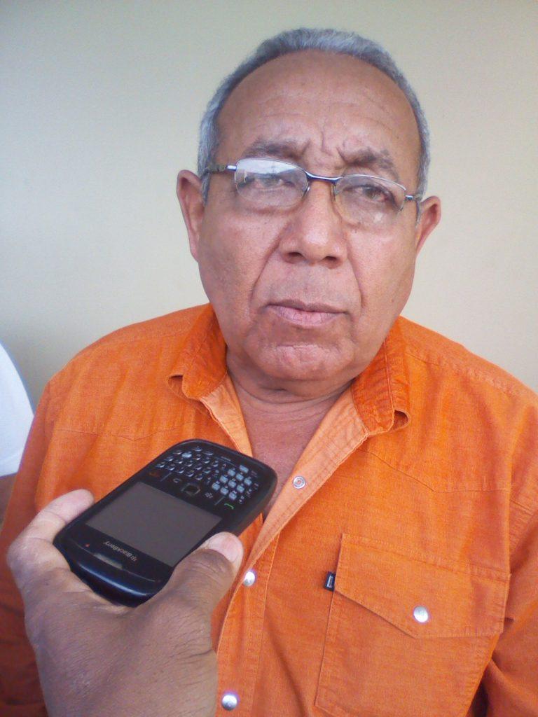 El director general de la alcaldía de Infante, profesor Humberto Hernández dijo que para el día viernes solventarán esta problemática