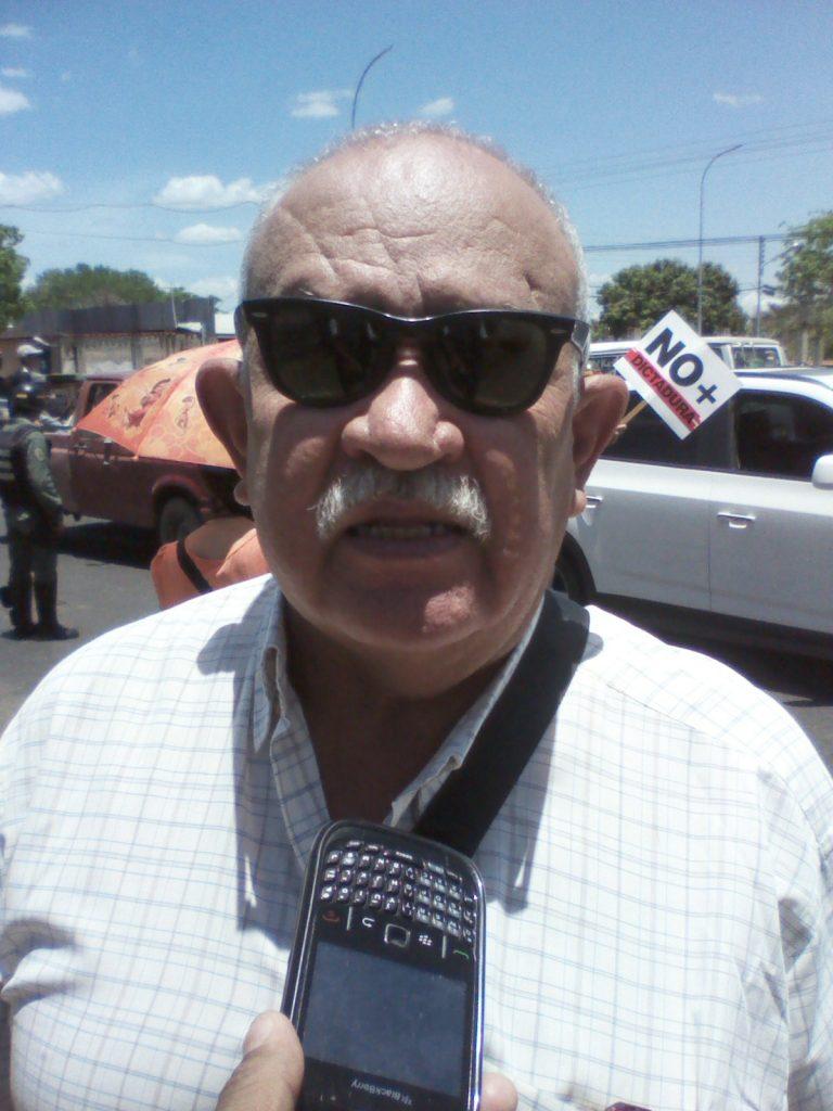 Freddy José Guevara Morales expresó que la Fiscal General de la República Luisa Ortega Díaz se pronunció en contra de la desicion del TSJ
