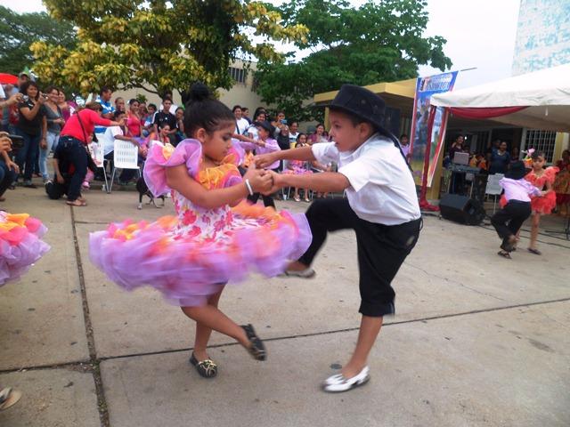 Baile infantil joropo guárico