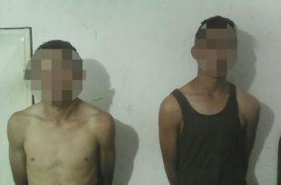 atracaron una femina y los capturo poliguárico
