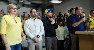 Capriles candidato