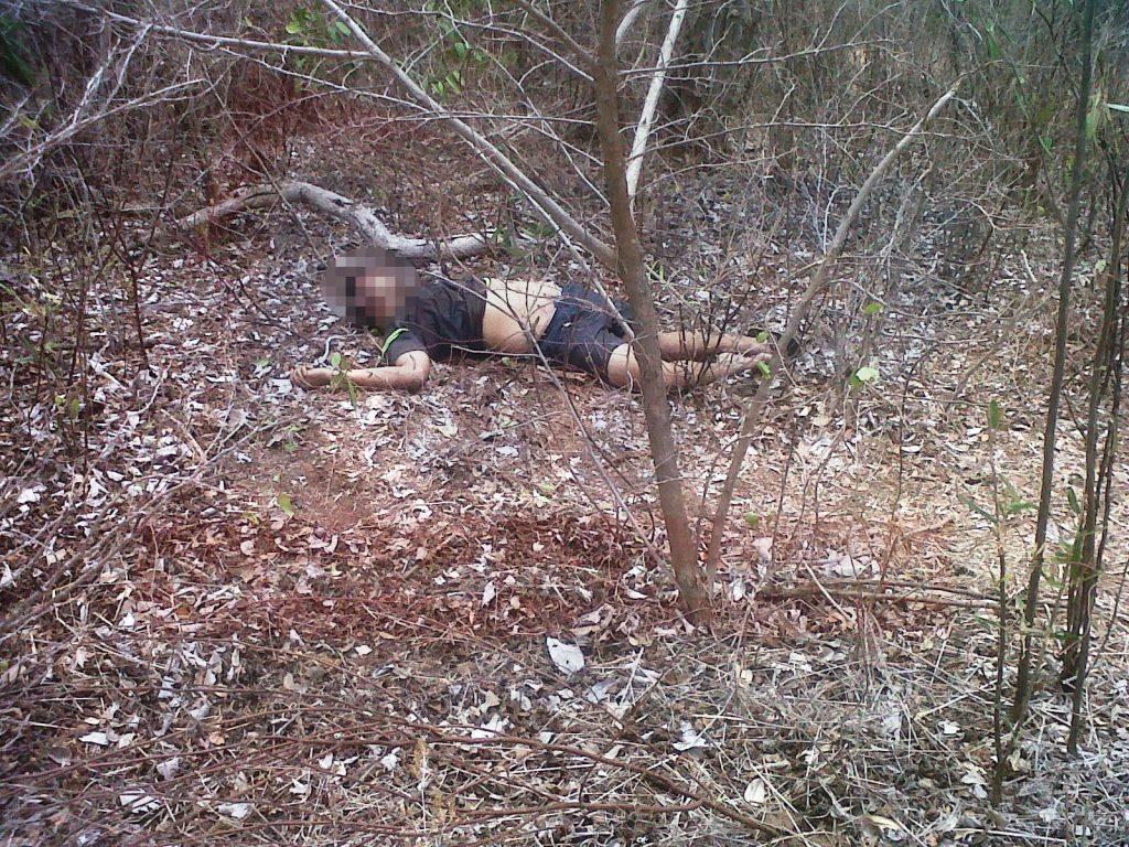 cadaver de roberto rojas secuestrado y asesinado