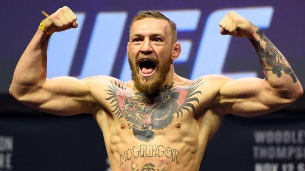 Luchadores de la MMA deben perder peso continuamente