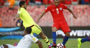 Gana Chile 3-1 a Venezuela
