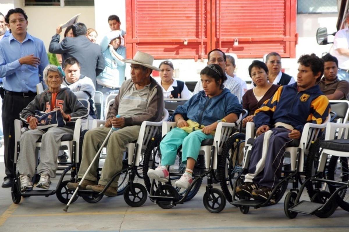 Misión José Gregorio Hernández, visitará acada discapacitados