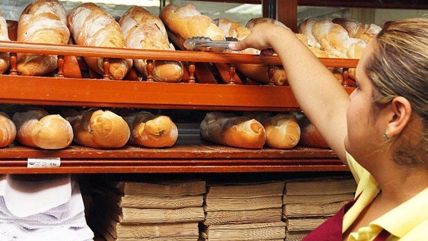 21 panaderías cerradas al momento que el Sundee inspecciono