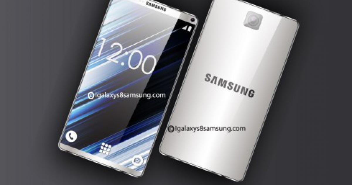 Dos modelos Galaxy S8