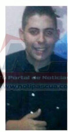 José Enrique Arrioja González (20) portaba chaleco antibalas secuestrador