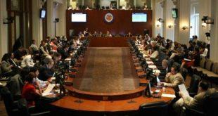 Países de la OEA piden elecciones