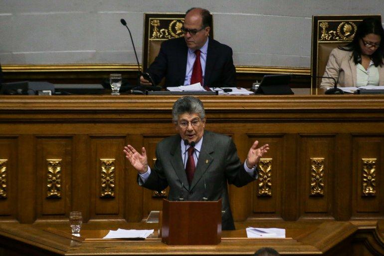 diputados de oposición en la AN