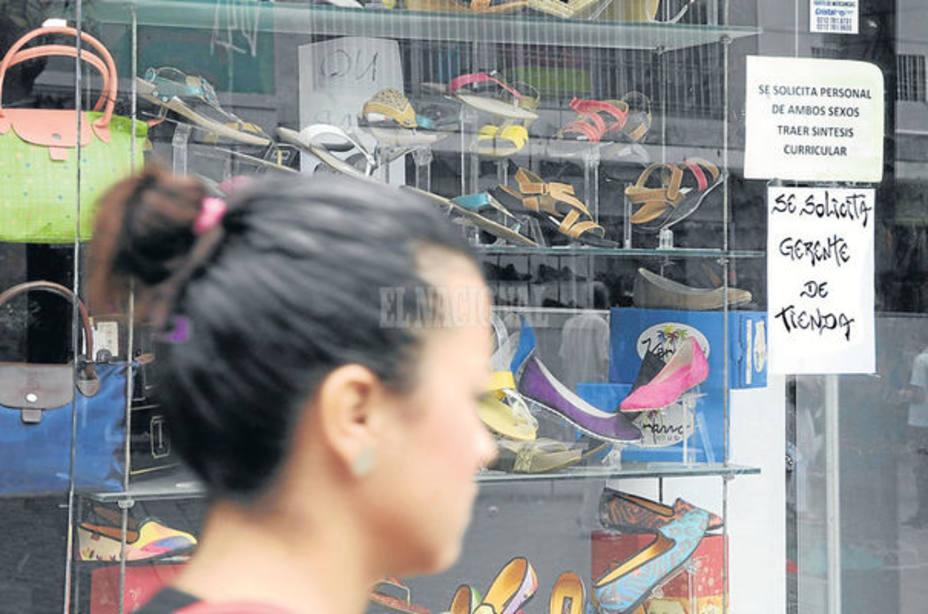 Venezuela lidera el registro mas alto de desempleo