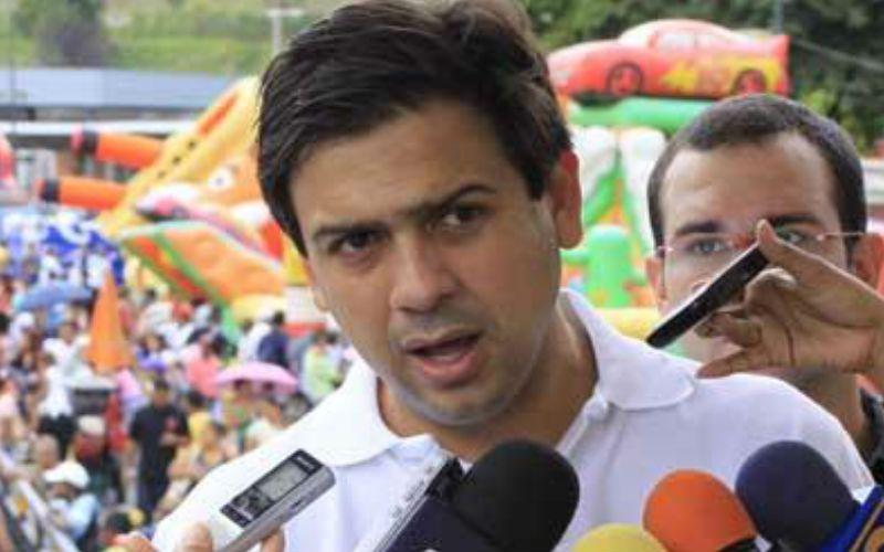 Diputado Ocariz informó muerte de un hombre en Petare