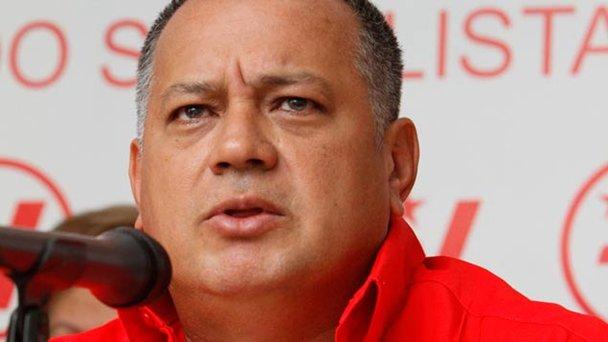 Diosdado también habló sobre la captura
