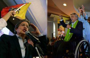 El socialista Lenín Moreno ganaba el balotaje de este domingo en Ecuador,