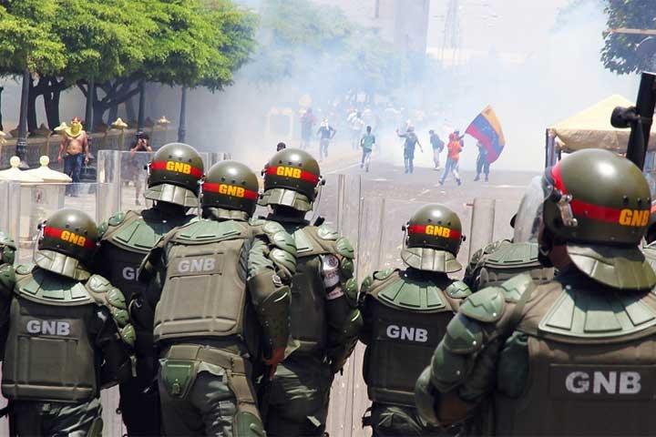Diosdado informó muerte de un GNB