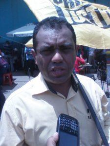 El comunicador social José Garcia rechazó las agresiones en contra de los periodistas que cubrían los hechos en la ciudad de Caracas