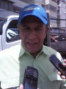 El concejal Carlos Torres dijo que esta movilización de calle forma parte del rechazo ante la aberración que cometió el TSJ