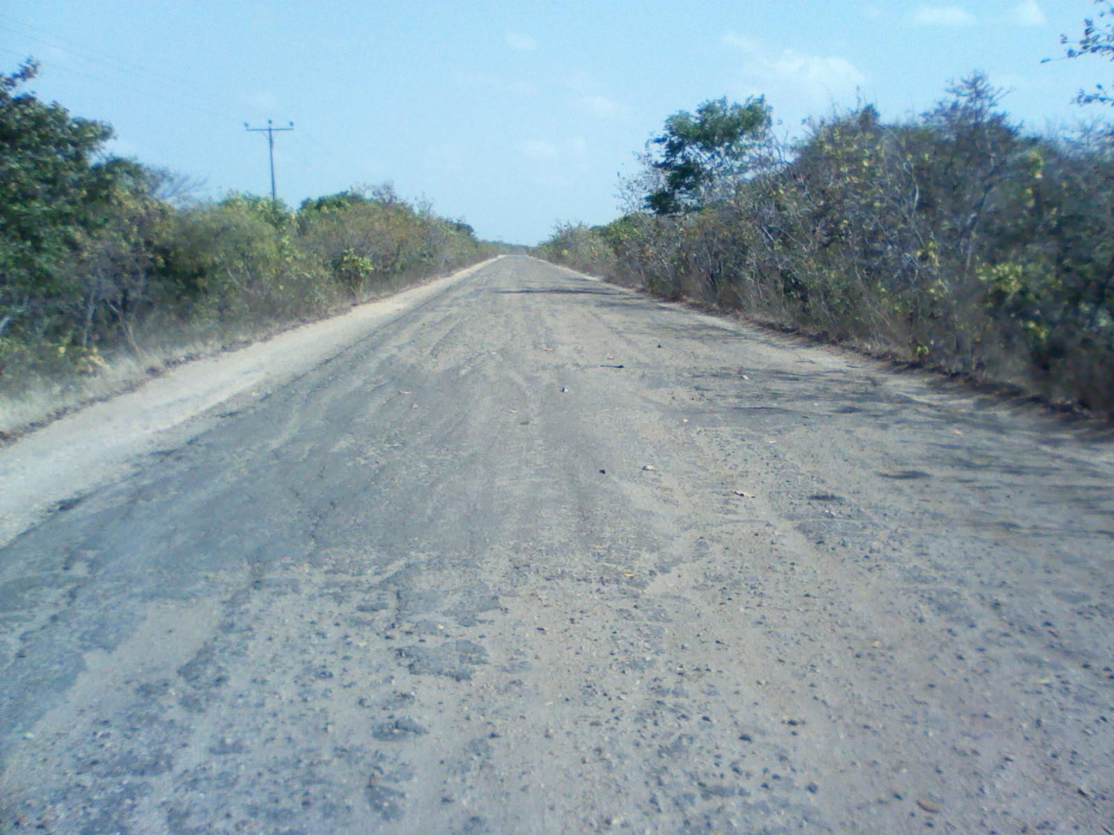 Un total de 47 kilómetros de vialidad divididos en dos tramos están en total deterioro.