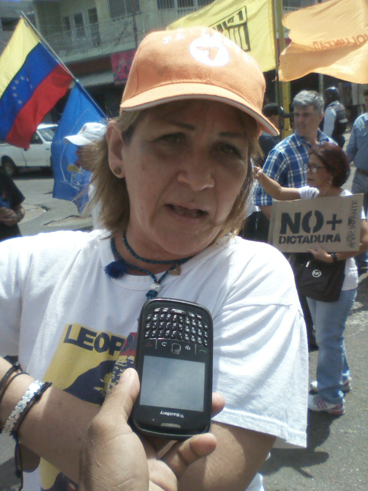La coordinadora municipal de Voluntad Popular Tizziana Supichini exigió al poder electoral la fecha del cronograma de elecciones