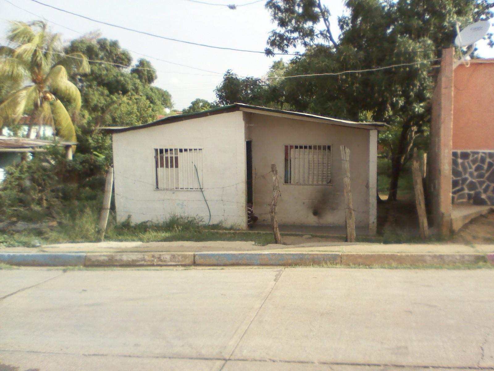 En esta vivienda ubicada en la calle Camoruco con Orituco residen los dos menores infractores junto a seis de sus hermanitos