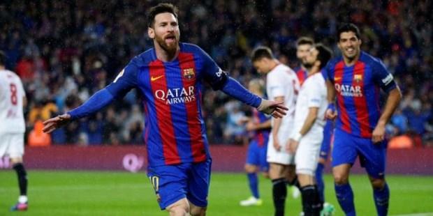 Messi 2 goles