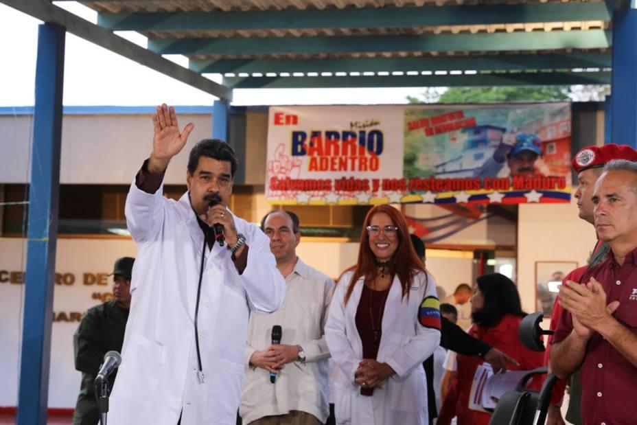 Maduro dijo que ya tienen los asesinos
