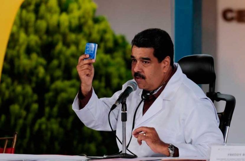 Maduro demandará a Capriles
