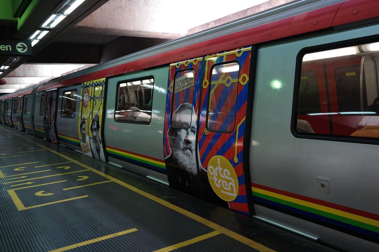 Cerrarán 27 estaciones del Metro