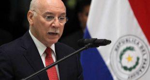 Canciller de Paraguay: OEA pude sancionar a Venezuela