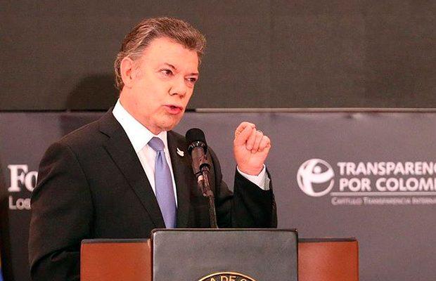 Santos dijo que Revolución en Venezuela fracasó