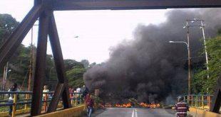 En Barinas tres muertos ayer lunes 24