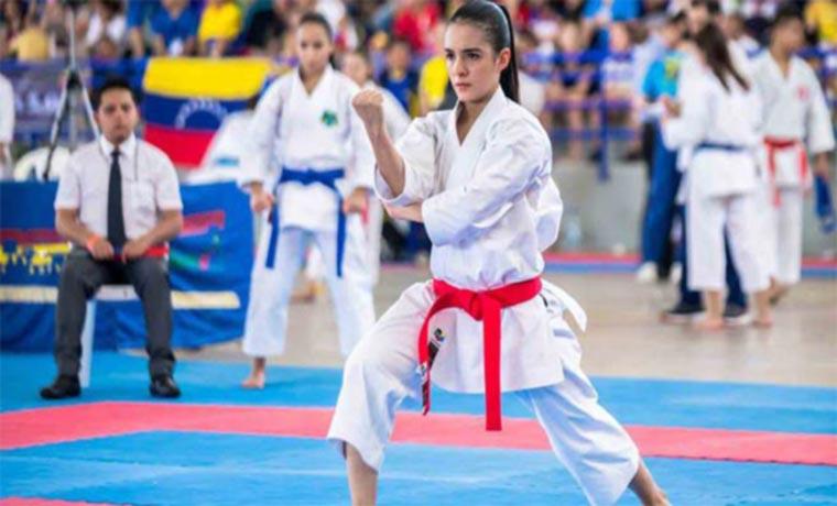 Andrea Armada medalla de oro