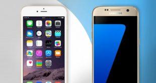 Samsung desplazó a Apple.