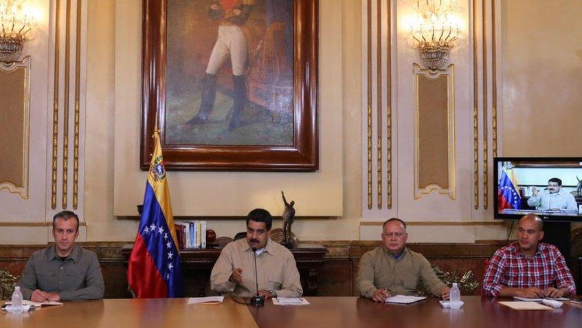 Maduro enfrentará golpe
