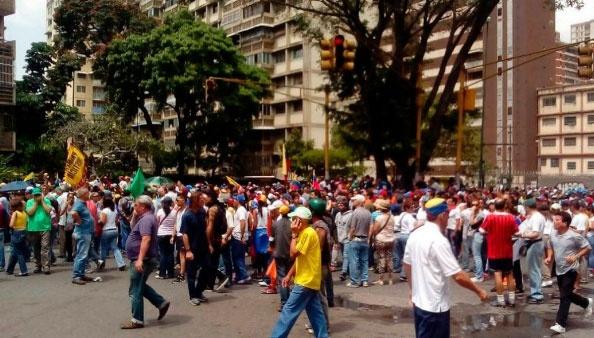 Protestas dejan tres muertos