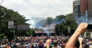 GNB arremetieron contra ciudadanos