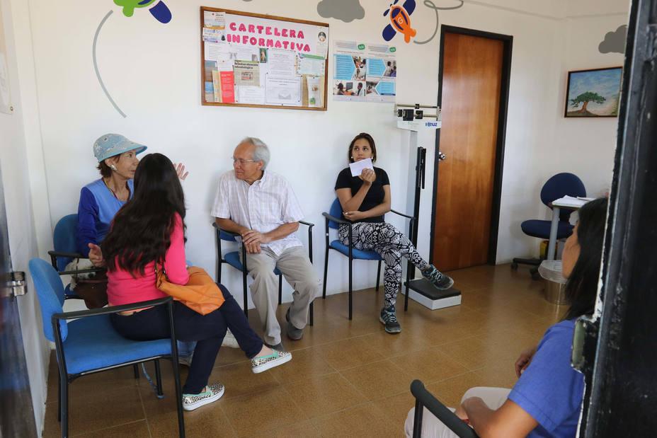 Ambulatorios afectados por falta de insumos