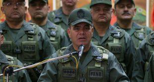 Vladimir Padrino López, rechazó las afirmaciones que presentan a funcionarios de la GNB, como responsables del asesinato del joven Pernalete.